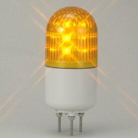 LED回転灯 ORL-4 LED36個使用 サイズ大 07-1578 オーム電機