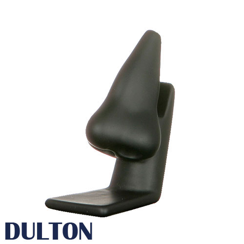 DULTON ダルトン 『メガネホルダー Glasses holder』 メガネスタンド めがねスタンド 眼鏡スタンド メガネ置き めがね置き 眼鏡置き メガネ収納 めがねホルダー メガネホルダー 1本用 一本用 おしゃれ オシャレ かわいい 可愛い ユニーク 鼻型