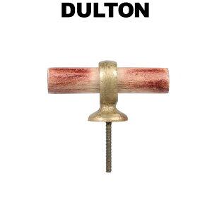 DULTON ダルトン メタル ノブ 引き出し 取っ手 家具 インテリア レトロ アンティーク 高級感 おしゃれ 箪笥 タンス たんす ハンドル つまみ ネジ DIY 赤 レッド シンプル お洒落 かわいい