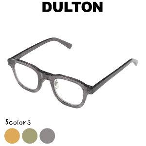 リーディンググラス ダルトン DULTON 老眼鏡 シニアグラス ファッション 眼鏡 縁あり フチあり 度入り 度付き フレーム ノーマル型 お洒落 おしゃれ オシャレ シンプル ギフト 贈り物 プレゼン