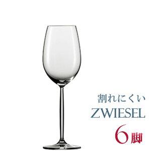 正規品 SCHOTT ZWIESEL DIVA ショット・ツヴィーゼル ディーヴァ 『ホワイトワイン 6脚セット』ワイングラス セット 白 白ワイン用 割れにくい ギフト 種類 ドイツ 海外ブランド 104097 ワイン セッ