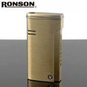 ロンソン ターボライター [RONSON] r29-1001 ブラスサテン( Ronson ロンソン バーナーフレームライター ブランド ライター )ロンジェット【新品・正規品・送料無料】 ギフト 【】