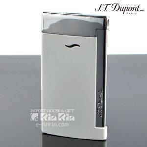 デュポンライター スリム7 SLIM7 27702 ホワイ slim7 デュポンライター[Dupont] ブランド ライター ターボライター【新品・正規品・送料無料】 ギフト 【】