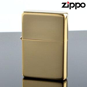 Zippo ジッポライター zp270cc スタンダードフラットトップビンテージ ブラスポリッシュ オイルライター 【新品・正規品・送料無料】 ギフト 【】
