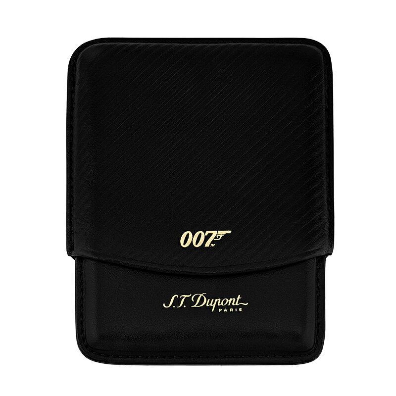 デュポン ジェームズ・ボンド 007 シガレットケース ブラック【新品・正規品・送料無料】新生活 ギフト 【】