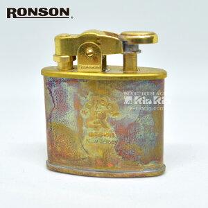 ロンソン オイルライター スタンダード [RONSON] r02m006 ワイルドブラス R02-M06 【新品・正規品・送料無料】 ギフト 【】