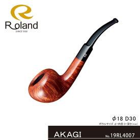 Roland ローランドパイプ 19rl4007 AKAGI52 フカシロパイプ【新品・正規品・送料無料】 ギフト 【】