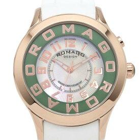 ROMAGO DESIGN[ロマゴデザイン] RM015-0162PL-RGGR Attraction series ミラー文字盤 クォーツ 腕時計 ブランド ファッション 腕時計 【新品・正規品・送料無料】 ギフト 【】