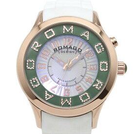 ROMAGO DESIGN[ロマゴデザイン] RM067-0162PL-RGGR Attraction series ミラー文字盤 クォーツ 腕時計 ブランド ファッション 腕時計 【新品・正規品・送料無料】 ギフト 【】