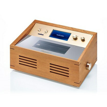 Primotone プリモトーン サクラモデル 高級 オルゴール 楽器 オーディオ 日本製 カフェ バー 出産祝い 癒しの528Hzのフルコーラス生演奏 e-room