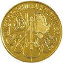 【新品未使用】【金貨】オーストリア ウィーン金貨 1/4オンス硬貨 1/4oz(1989年〜)(金地金/純金)「コイン」