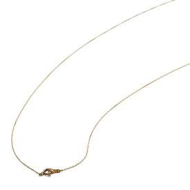 ネックレス チェーン 10金 イエローゴールド 4面カット小豆チェーン 幅0.7mm 長さ60cm|鎖 K10YG 10k 貴金属 ジュエリー レディース メンズ