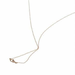 ネックレス チェーン 10金 ピンクゴールド 小豆チェーン 幅0.8mm 長さ50cm|鎖 K10PG 10k 貴金属 ジュエリー レディース メンズ 母の日 プレゼント ギフト 無料ラッピング