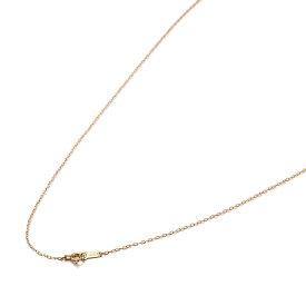 ネックレス チェーン 18金 イエローゴールド ロング小豆チェーン 幅1.0mm 長さ45cm 鎖 K18YG 18k 貴金属 ジュエリー レディース メンズ