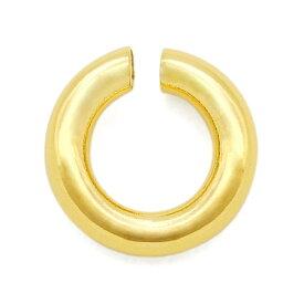 【1個売り】 丸カン 18金 イエローゴールド 丸環 線径0.65mm 直径2.8mm マルカン|手芸用品 金具 飾り パーツ 部品 K18YG 18k 貴金属