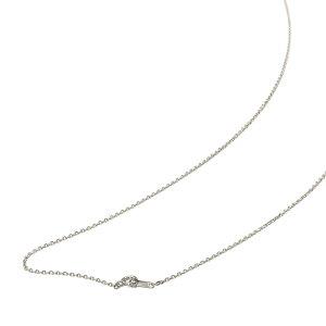ネックレス チェーン PT850 プラチナ 4面カット小豆チェーン 幅1.2mm 長さ70cm|鎖 850pt 貴金属 ジュエリー レディース メンズ 母の日 プレゼント ギフト 無料ラッピング