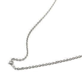 ネックレス チェーン サージカルステンレス 316L 小豆チェーン 幅2.4mm 長さ38cm|鎖 ステンレス アクセサリー レディース メンズ