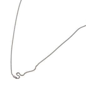 ネックレス チェーン 明るい色の純チタン ボールチェーン (コネクタ) 幅1.5mm 長さ70cm|鎖 チタン アクセサリー レディース メンズ