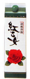 紅乙女 パック ごま25度1800ml【福岡県】 (株)紅乙女酒造