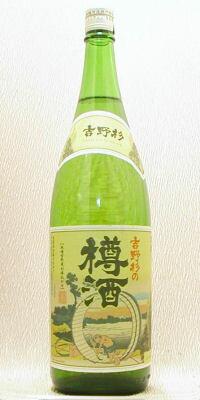 吉野杉の樽酒 1800ml【大阪府】長龍酒造(株) 日本酒 清酒