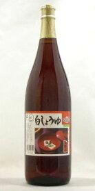 キノエネ 白しょうゆ 1800ml瓶 白醤油 キノエネ醤油(株)1.8L
