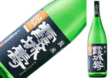 霞城壽 純米酒(1.8L)