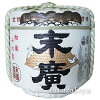 Decoration barrel [Suehiro] 1 to barrel (display barrel) Japanese Decorative barrel