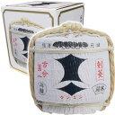 剣菱のミニ樽[1800ml]【楽ギフ_のし】【楽ギフ_のし宛書】【スーパーセール】