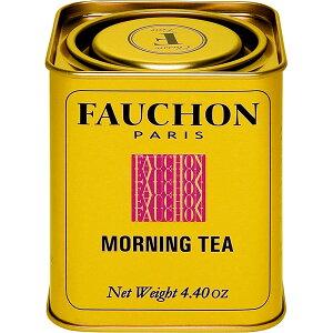 ■FAUCHON 紅茶モーニング(缶入り) 125g 【フォション/フォーション/S&B/SB食品/エスビー食品/楽天/通販】【05P09Jul16】