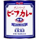 S&Bサンバード ビーフカレー 缶中辛2.9kg×6缶入り【業務用/大容量/SB/エスビー食品/エスビー/大型カレー缶/カレー/…