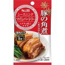 エスビー食品 マイレパートリーシーズニング 豚の角煮21g【SB/S&B/エスビー/和風/豚肉/おつまみ/簡便/楽天/通販】…