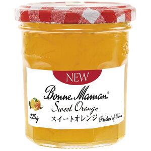 エスビー食品 ボンヌママン スイートオレンジ 225gヨーグルト 朝食