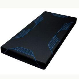 東京西川 AIR SI-H/エアーエスアイハード ベッドマットレス 14×78×195cmサイズ クイーンサイズ対応用 HARD