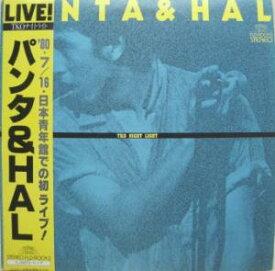 【中古】LIVE TKOナイトライト/パンタ&HAL