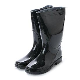 【基本送料無料】メンズ 作業用 黒 長靴 ロングレインブーツ ラバーブーツ ラバー ロングブーツ PVC軽半長靴 紳士 農作業 ブラック kp_16049 【条件付サイズ交換無料】