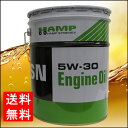 【送料無料】※沖縄は除く※Honda(ホンダ) エンジンオイル HAMP SN 5W-30 20L