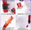 [Doshisha] mask & snorkel set SA-29418 <blue red> water glasses goggles snorkel