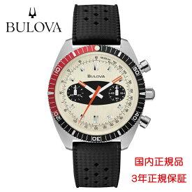 ブローバ BULOVA 腕時計 メンズ アーカイブシリーズ クロノグラフA サーフボード 98A252 正規品 メーカー3年間保証 送料無料