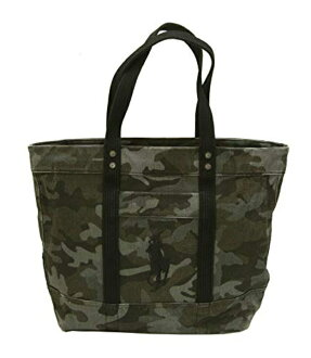d89f186daf ☆It is  POLO RALPH LAUREN TOTE BAG Camo Black polo Ralph Lauren camouflage    black tote bag rl405688132002 until up to 24 times + up to 2