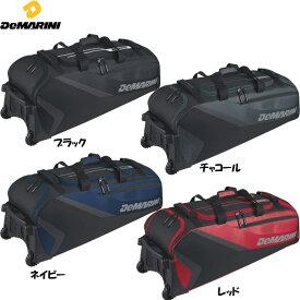 送料無料 【USA物】ディマリニ 野球 バック ローラー付きバック Grind Wheeled Bag 大収納 バット4本収納 Demarini