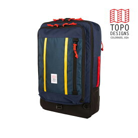 TOPO DESIGNS トポデザイン Travel Bag 30L トラベルバッグ30L Navy ネイビー バックパック アウトドア カジュアル パソコン 収納 リュック メンズ レディース 通学用 通勤用