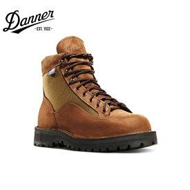 ダナー Danner ダナーライト2 Danner Light II ブーツ メンズ MADE IN USA ブラウン 33000 Dワイズ アウトドア ハイキング ファッション