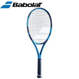 【10%割引!スーパーセール】 バボラピュアドライブ PURE DRIVE 2021 107 オーバーサイズ (101447) 285g 軽い 硬式テニス ラケット黒 メタリックブルー サイドバンパー テニスラケット送料無料 オールラウンド