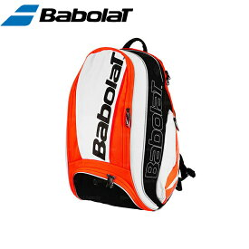 【10%割引!スーパーセール】 テニスラケットバッグ バボラ(Babolat) バックパック 硬式テニス ピュアストライク ラケット ホルダー バック Babolat Pure Strike Racket Bag Backpack 753071