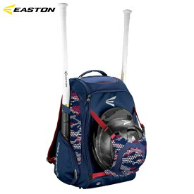 【USA物】イーストン EASTON ウィークオフVI Walk Off IV 野球 USA柄 バットパック バックパック 収納豊富 バット2本差し ヘルメットホルダー