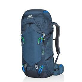 グレゴリー Gregory スタウト45 Stout45 2017年新モデル ネイビー Navy 登山用 長距離ハイキング バックパック リュックサック
