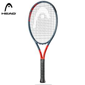 【送料無料】 ヘッド (HEAD) ラジカル・ジュニア 子供用 ラケット テニスRADICAL Jr. 硬式テニス 7歳 8歳 9歳 10歳 11歳 234609