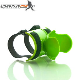 【送料無料】 打撃練習器具 野球 ラインドライブプロ トレーナー LineDrivePro トレーナー ボール3個入り 緑 グリーン