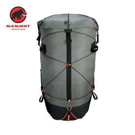 Mammut マムート Ducan Spine 28-35 デュカン スパイン 28-35 Granit Black ブラック リュック バックパック トレッキング アウトドア 登山用 長距離 ハイキング
