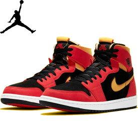 アメリカ直送【送料無料】 NIKE ナイキ エアジョーダン 1ハイ ズームエアー スニーカー Air Jordan 1 High Zoom Air CMFT 28cmのみ CT0978 006 チリレッド Nike正規店購入